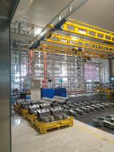 周轉架零件立體倉庫